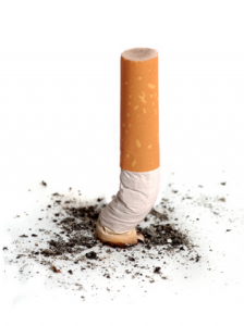 Quit smoking and reduce chance of depression