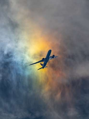 hypnotherapy for fear of flying in aeroplane